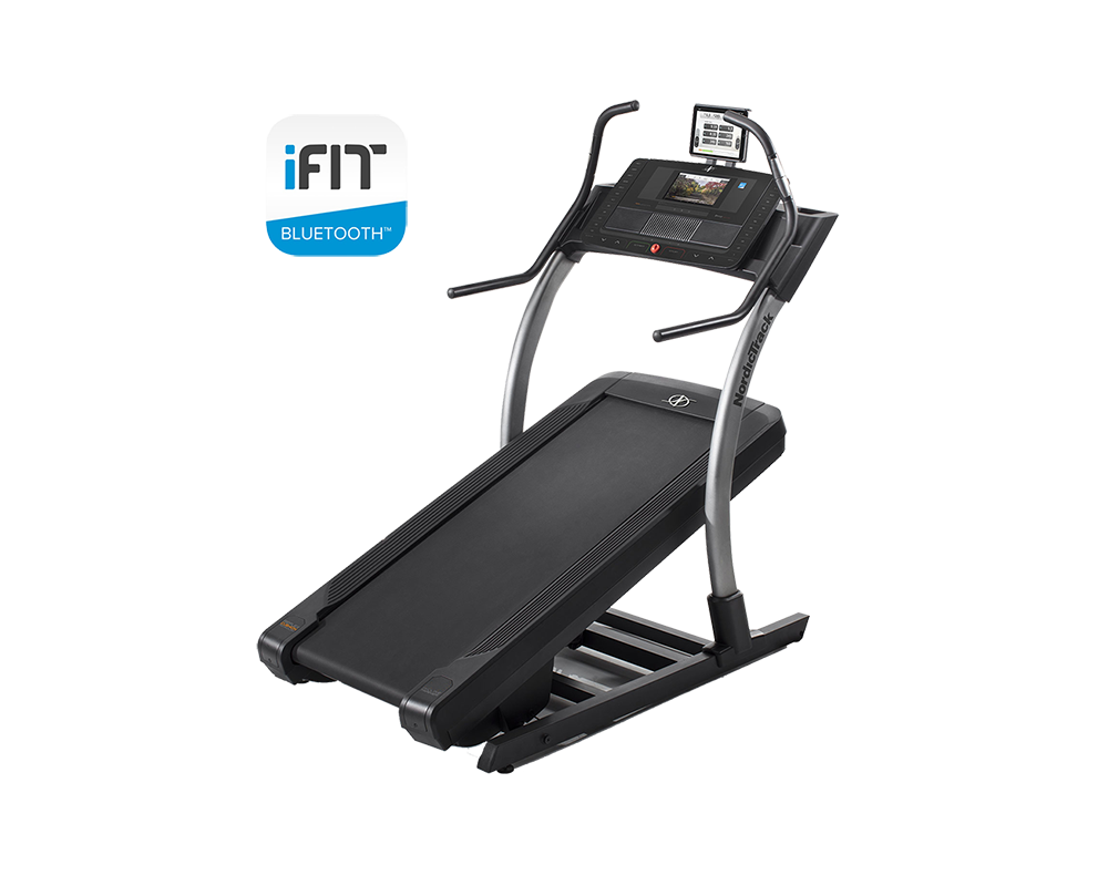 NordicTrack X9i Incline Trainer + logo iFit pokus 2