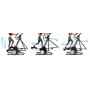 NordicTrack FreeStride Trainer FS9i 3 v 1